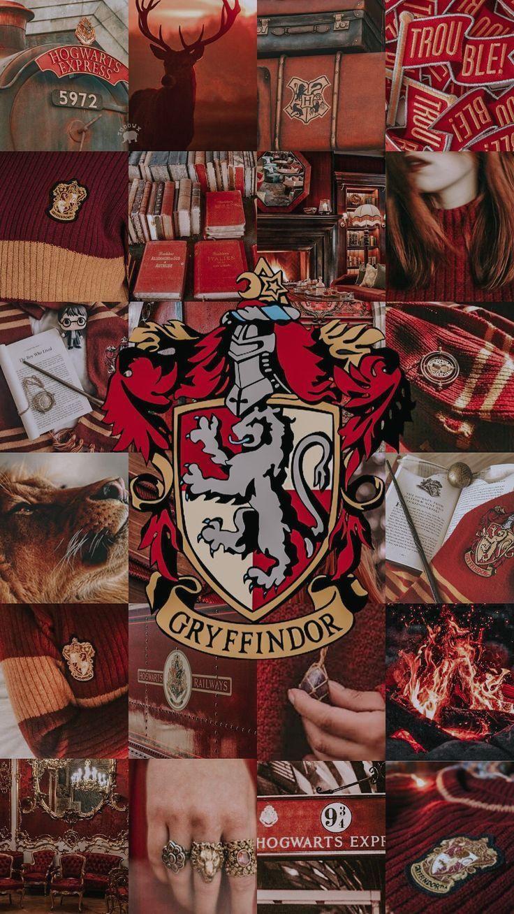 Grifinória Hogwarts/ Wallpaper Grifinória / Hogwarts