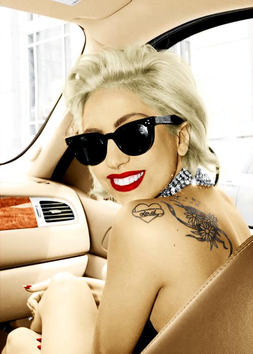 Lady Gaga Legend X Mother Monster