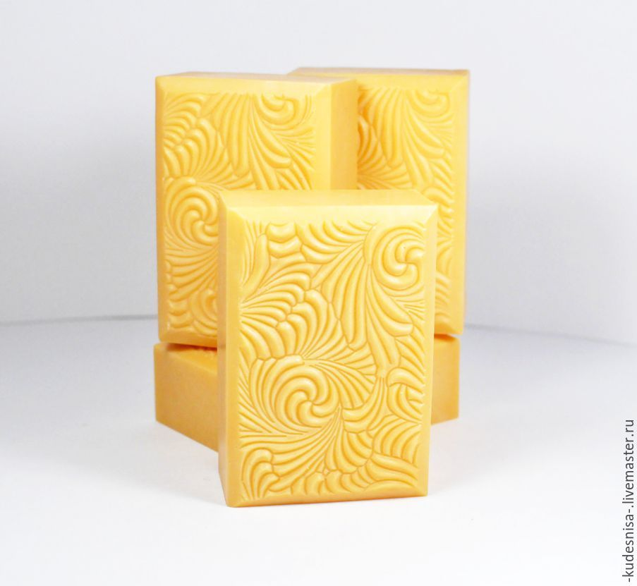 handmade soap by kudesnisa - Impression Mat
