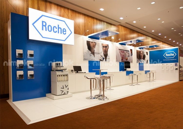 Custom Booth Stands Trade Show Exhibition Displays in Sydney