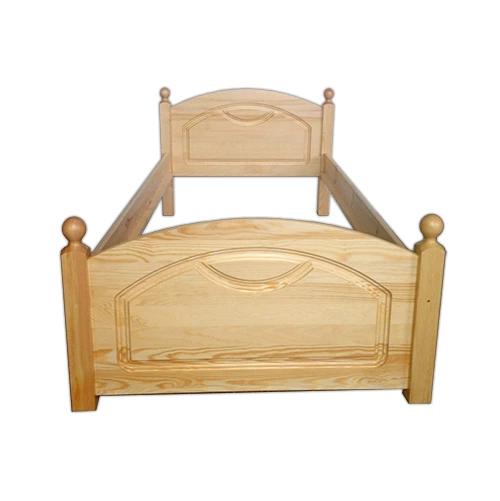 łóżko Drewniane Krzyś 160x200 Stelaż Meble Klupś Chcem Si