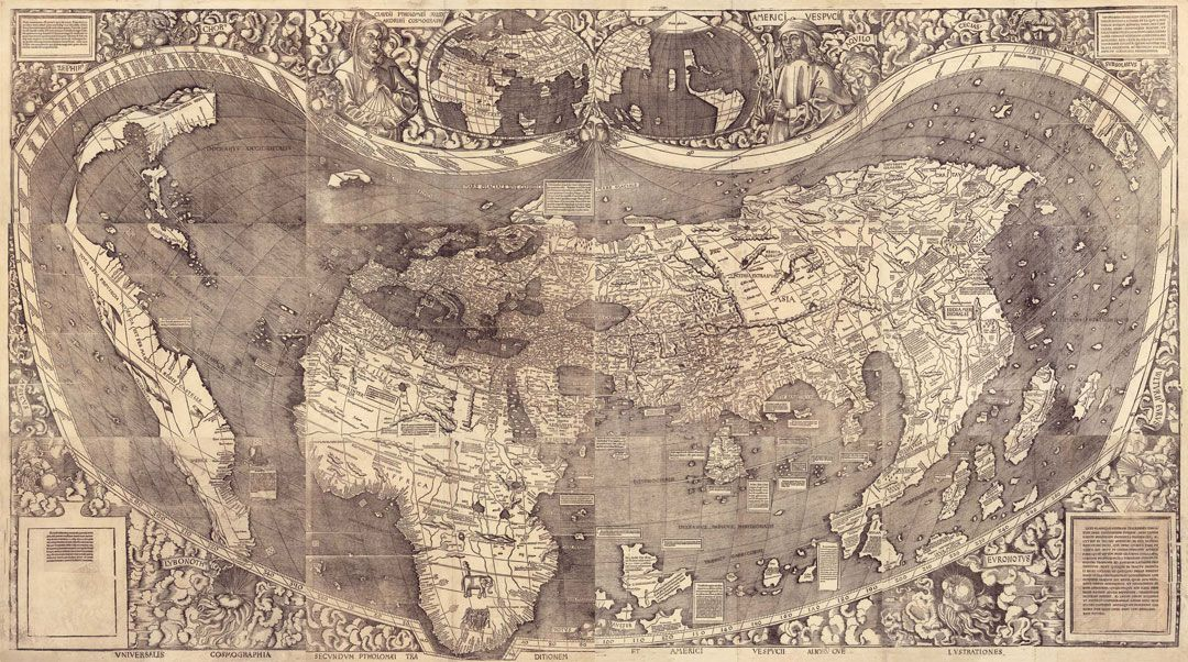 Oldest Map Of America.Check Out The 5 Oldest Maps Of America Dura Globes Blog Dura