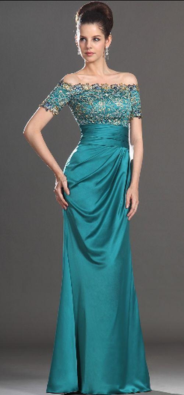 Resultado de imagen para vestidos elegantes para jovenes   villa ...