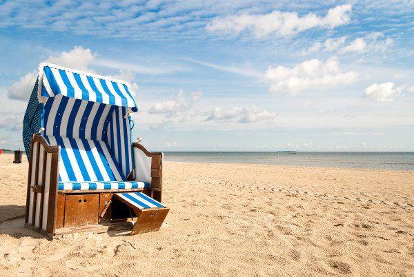 Strandkorb clipart  Bild von Naturbilder -