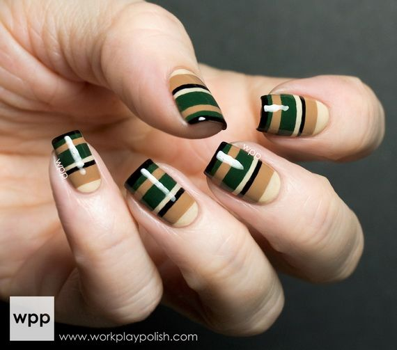 As far as fashion goes one thing that all women tend to feel find this pin and more on second board by ronnieallen7798 20 latest nail art designs and ideas for 2014 prinsesfo Images