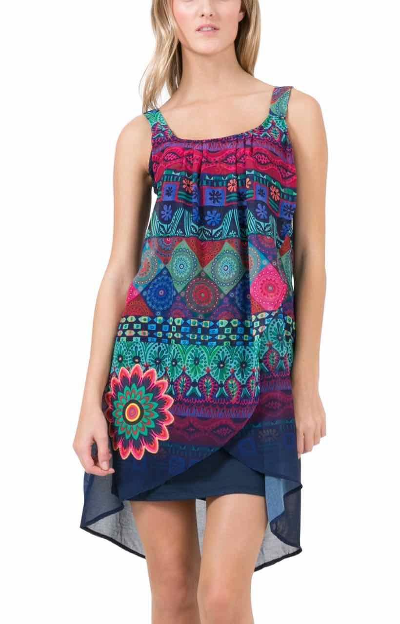 61V28Q6_5000 Desigual Dress Magic, Canada | Fashion | Pinterest ...