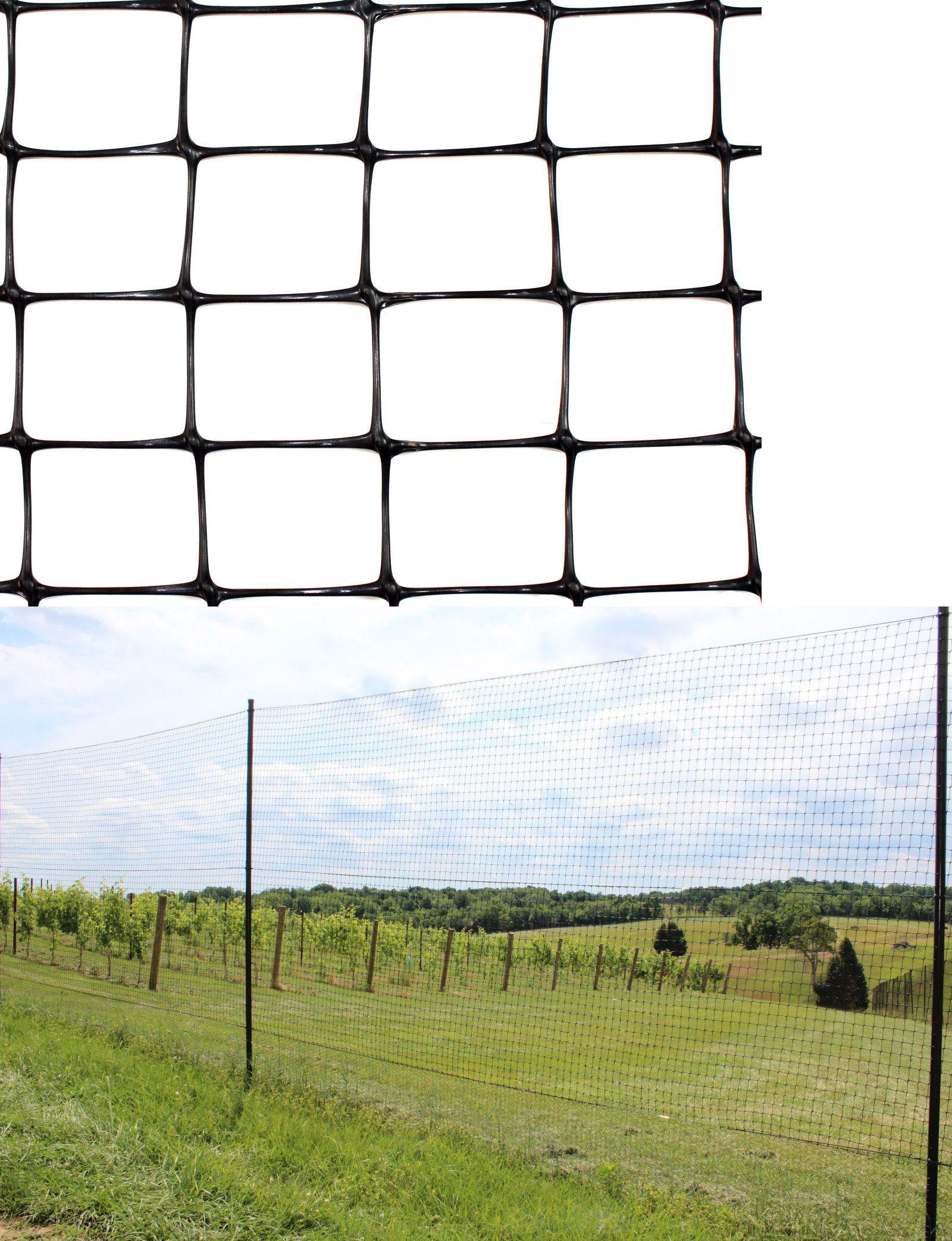 Other Garden Fencing 177033: Deer Fence Tenax C-Flex Hd 8 X 100 ...