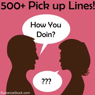 Dirty Pick Up Lines To Use On Men