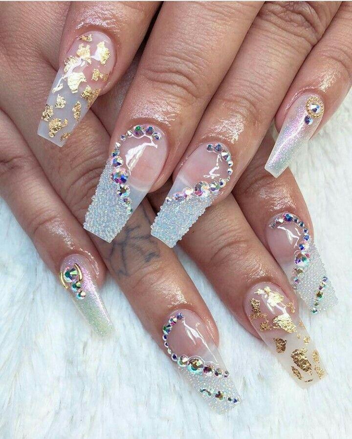 Pin by Ivon on Nails | Fake nails, Nail colors, Natural
