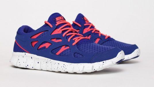 hot sales ee90e bfb54 Nike Free Run +2 - Ultramarine | Fitness | Free running ...