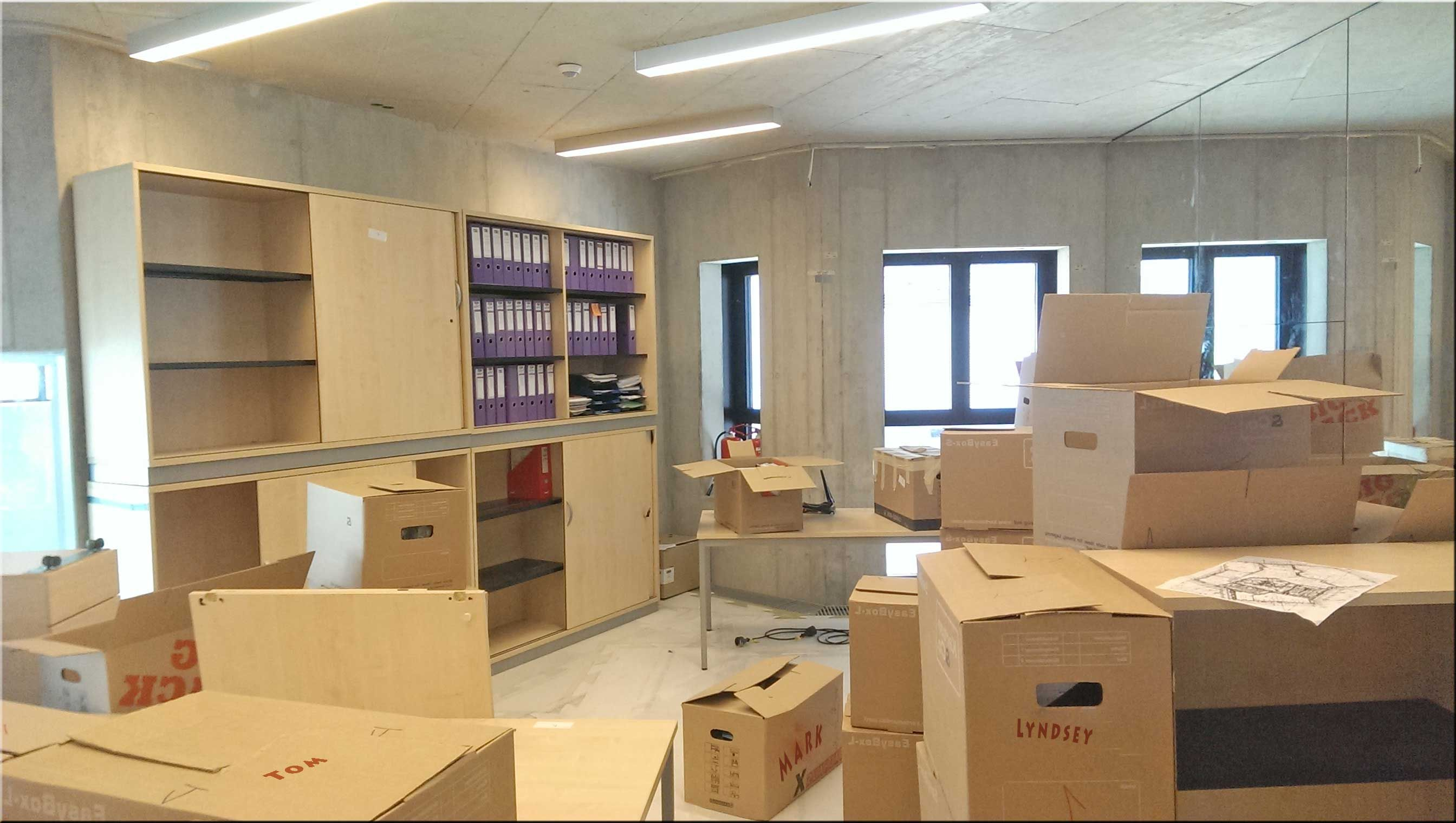 Learn how to move your office without any significant trouble