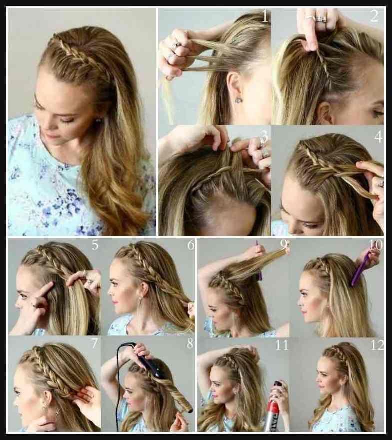 18 Hochsteckfrisuren Kurze Haare Selber Machen Einfache Frisuren