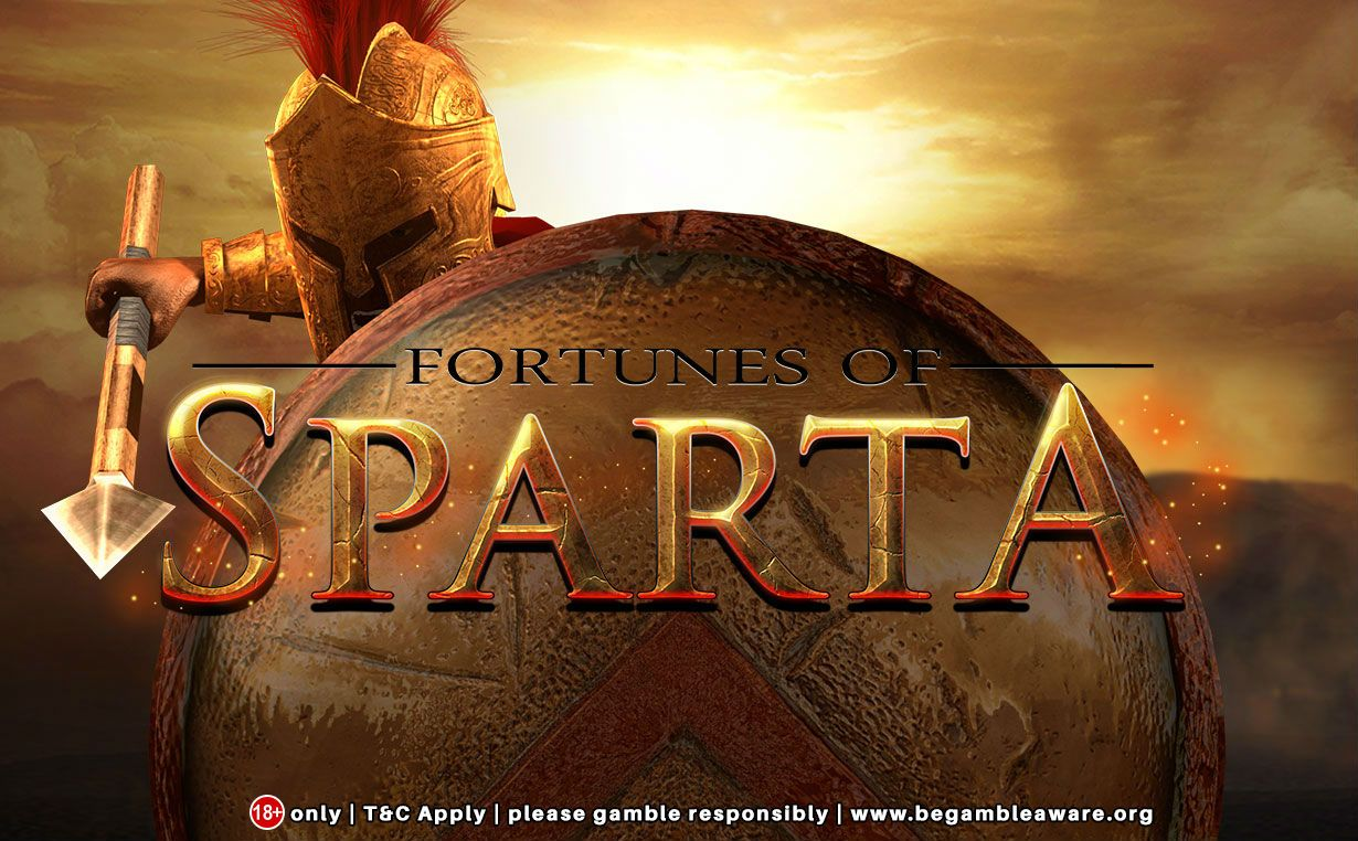 Fortunes of sparta online slot with images online