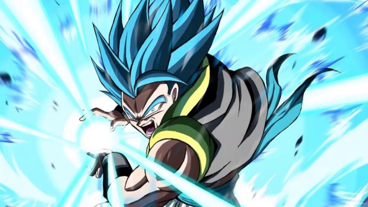 Gogeta Full Force Kamehameha Theme Song Anime Dragon Ball Super Dragon Ball Art Dragon Ball Wallpapers