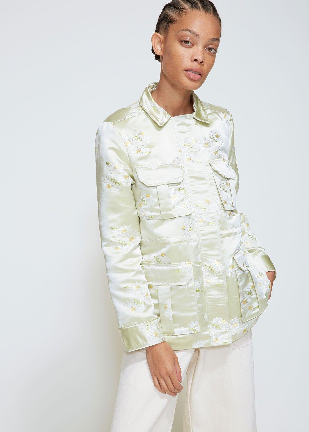 bd7a6369c9cc Totokaelo Senna Jacquard Jacket - Ganni - Designers - Womens