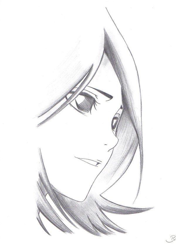 Rukia by Wackurhment0 | bleach | Pinterest | Cuadernos de dibujo ...