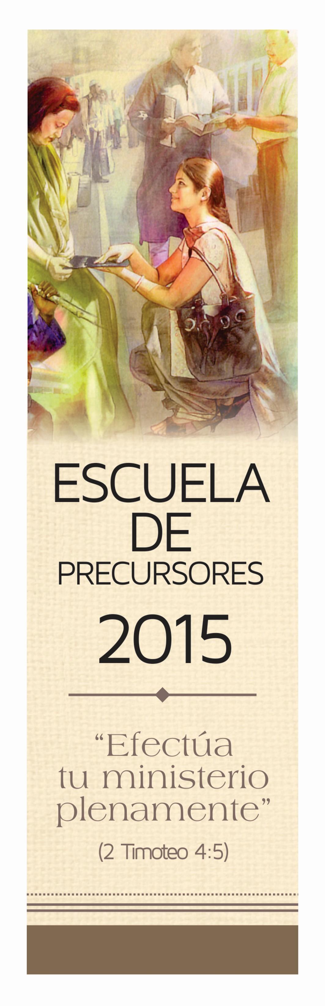 Escuela De Precursores 2015 Pioneer School Attender 2015 Pioneiro Jw Pioneiros Ideias De Presente