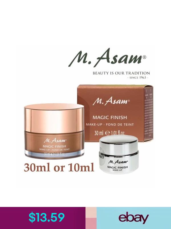 M. Asam Foundation ebay Health & Beauty No foundation