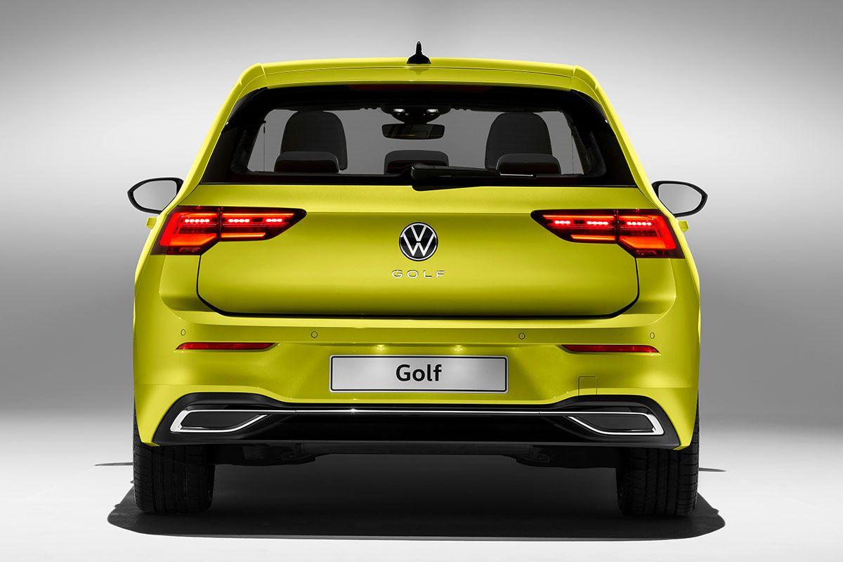 Volkswagen Golf 8 2020 Presentada La Version Gte En 2020