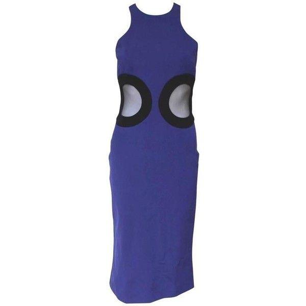 Electric blue cocktail dress uk