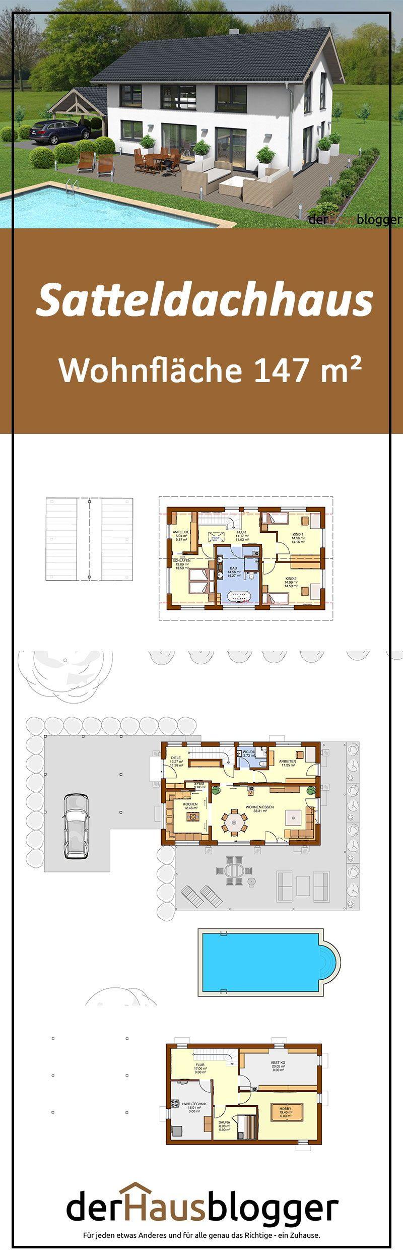 Photo of Satteldachhaus 147m² | derHausblogger