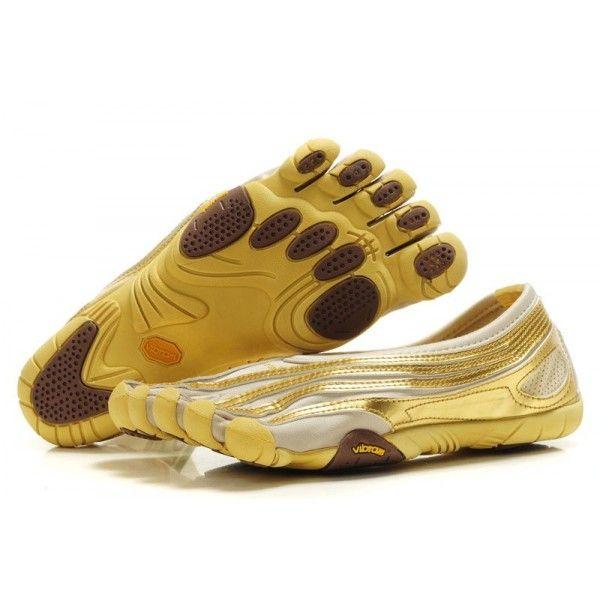 new concept af098 e5150 Vibram FiveFingers, Vibram Fivefingers JAYA LR 1089 Natural Gold