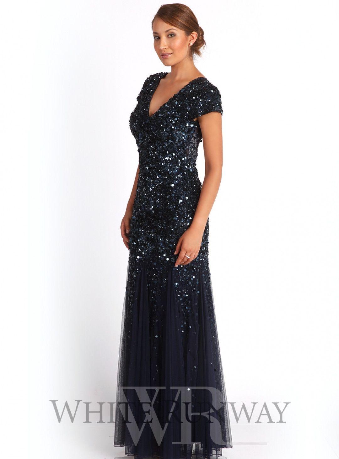 Ivy Sequin Dress. Stunning full length gown by Australian designer ...