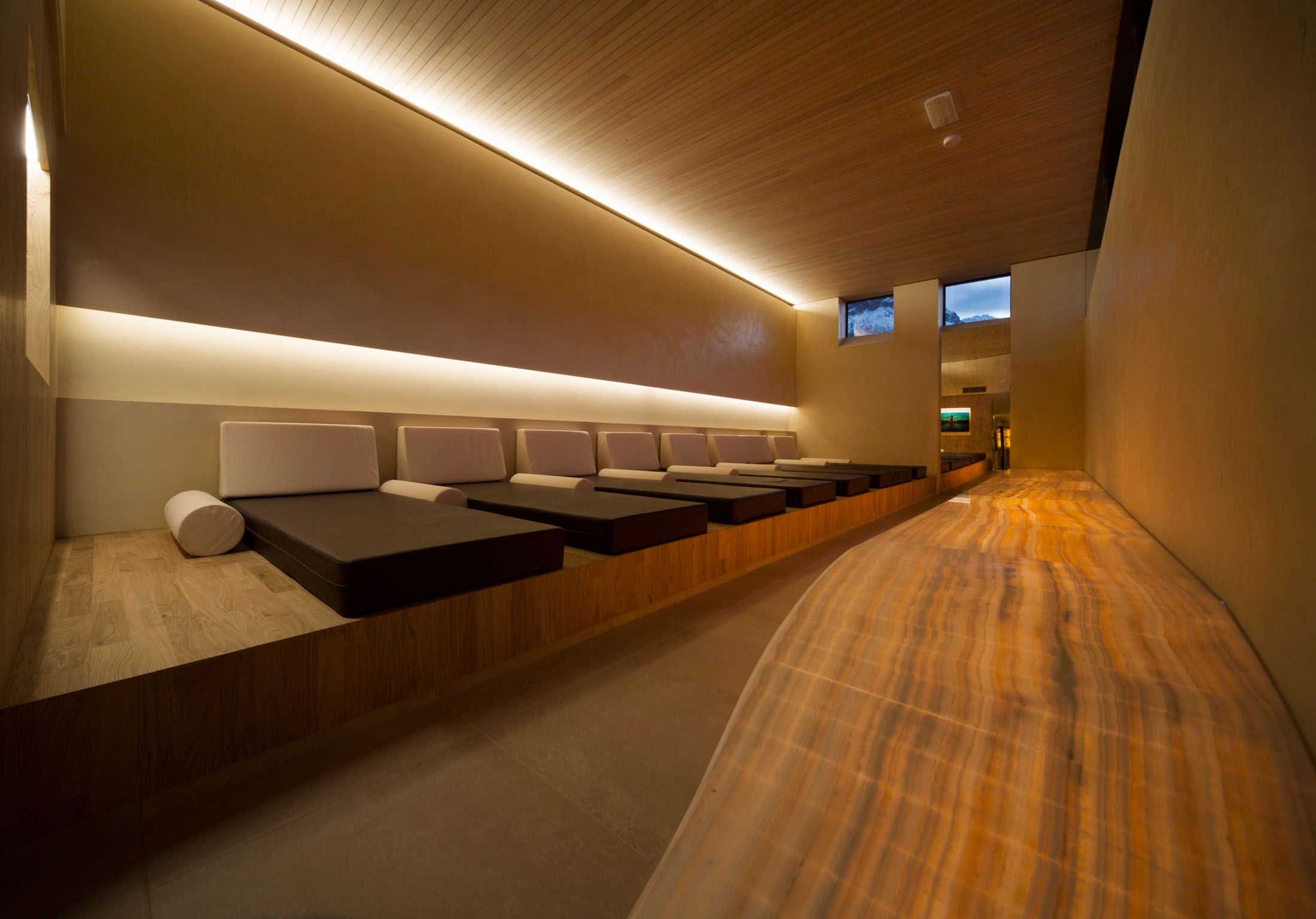stunning spa und wellness zentren kreative architektur images ...