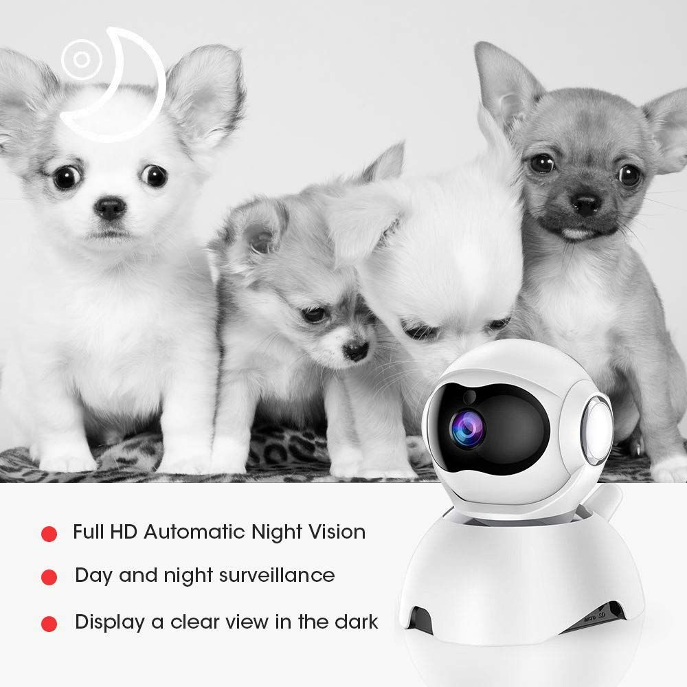 Deyan Pet Camera You Can Find More Details By Visiting The Image Link It Is An Affiliate Link To Amazon Pet Camera Cat Camera Pet Monitor