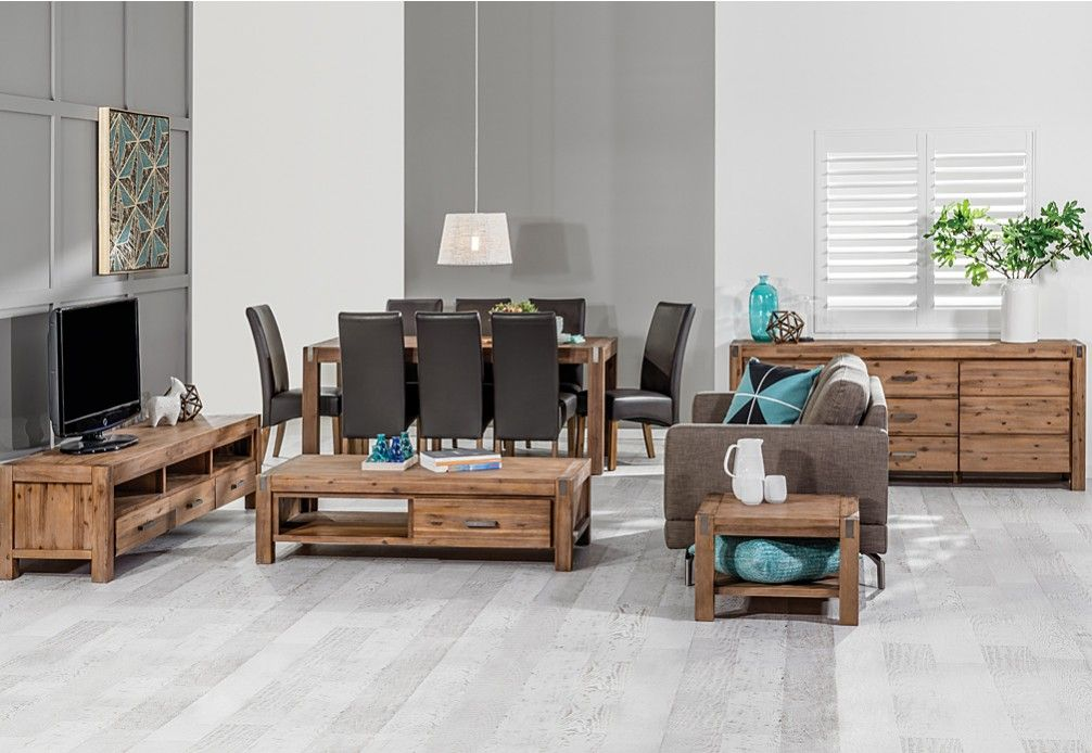 Silverwood 13 Piece Package Furniture Living Dining Room Furniture Packages