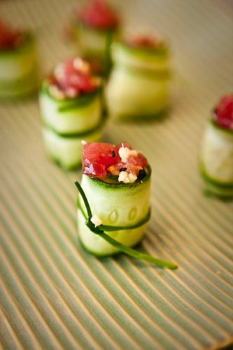 Beautiful hors d'oeuvres | Flickr - Photo Sharing!