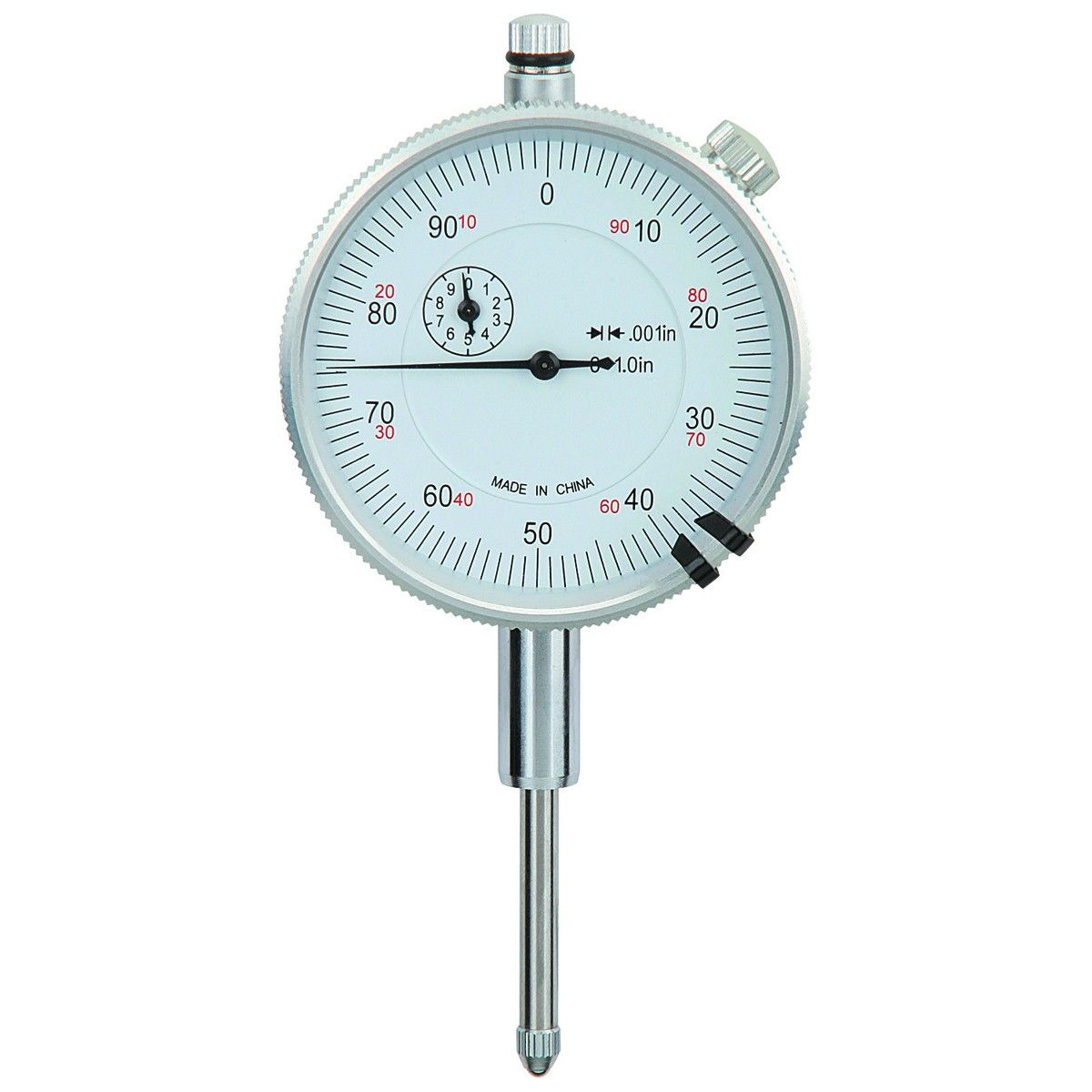 Horbor Freight Dial Indicator At : In travel machinist s dial indicator tape measure and