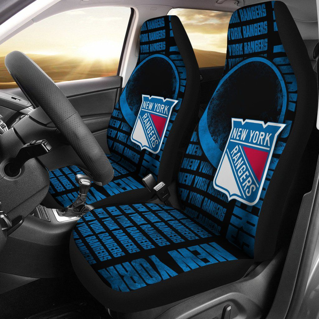 The Victory New York Rangers Car Seat Covers New York Rangers Best