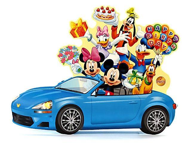 Happy Birthday Birthday Wishes Pinterest – Disney Birthday Cards