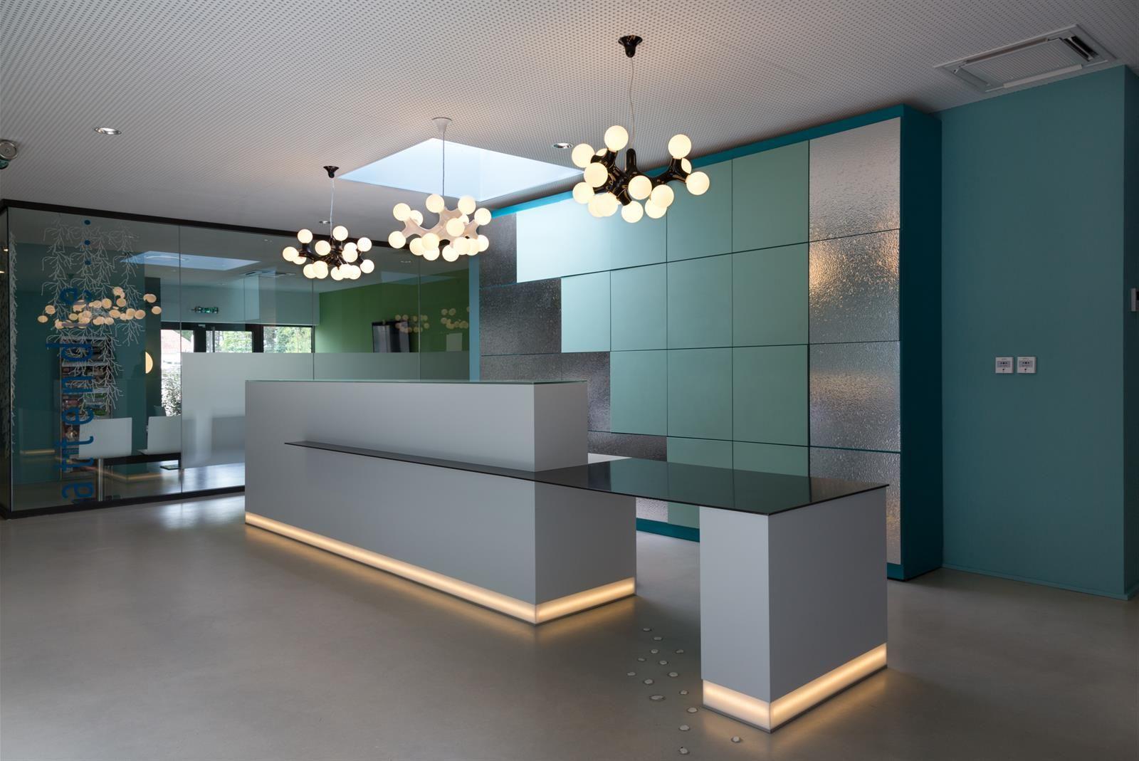 Cabinet m dical dans cabinet dentaire id e d coration de - Cabinet dentaire design ...