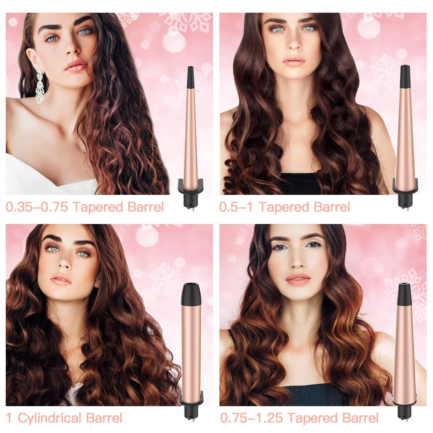 Happylocks Curling Hair With Wand Wand Hairstyles Long Lasting Curls