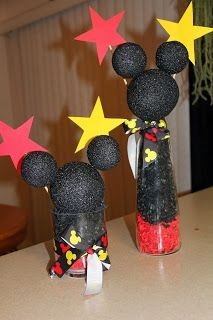 cute disney party decorations disney Pinterest Mickey mouse
