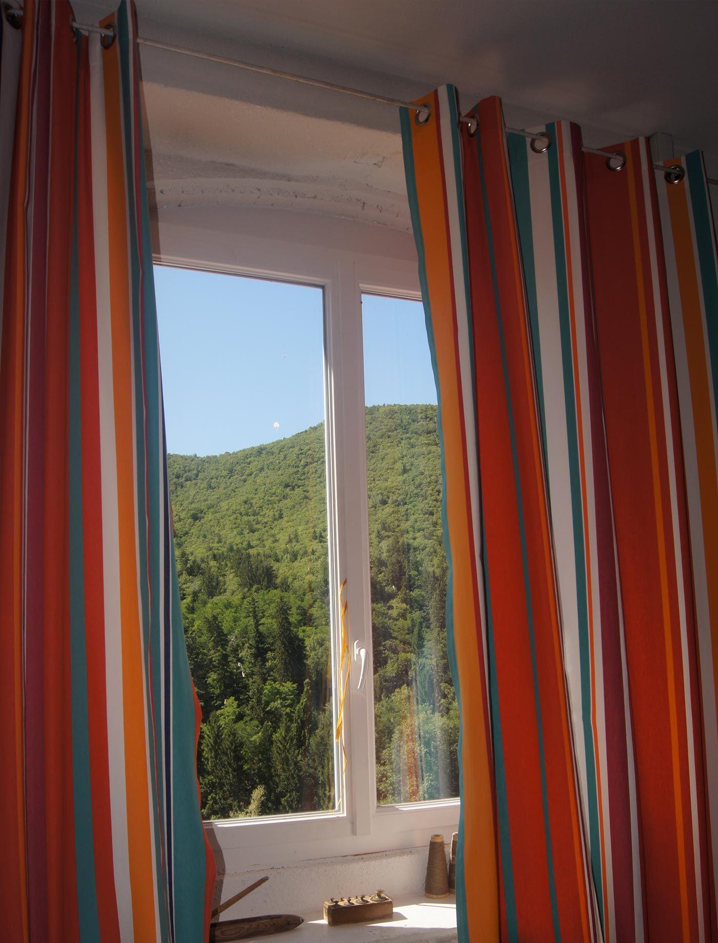 les toiles du soleil angra toiles du soleil curtains. Black Bedroom Furniture Sets. Home Design Ideas