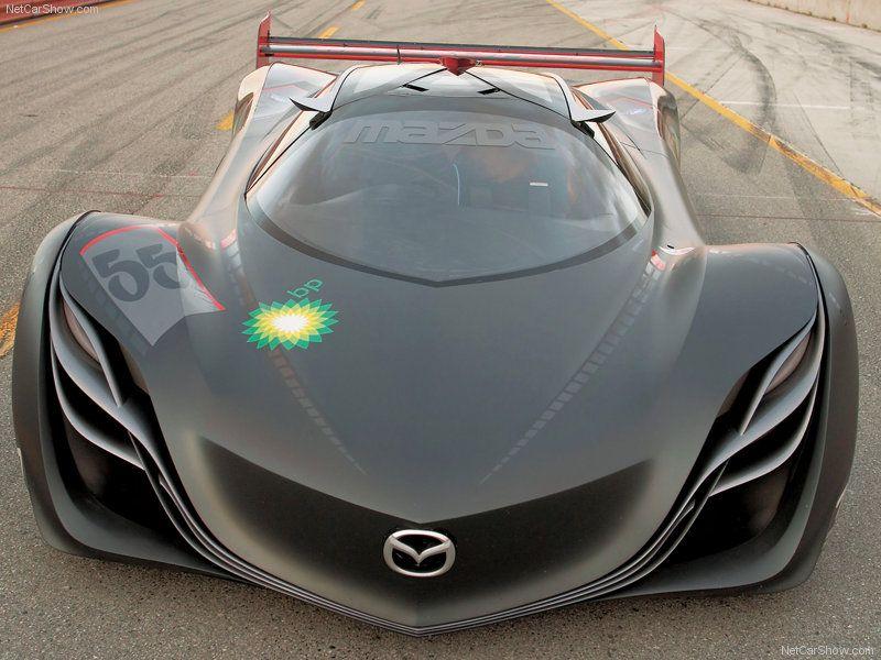 Mazda concept car Furai Cool sports cars, Concept cars