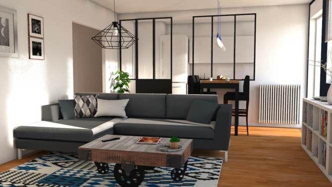 Jessica d\u0027Archi déco  aménager un appartement vide