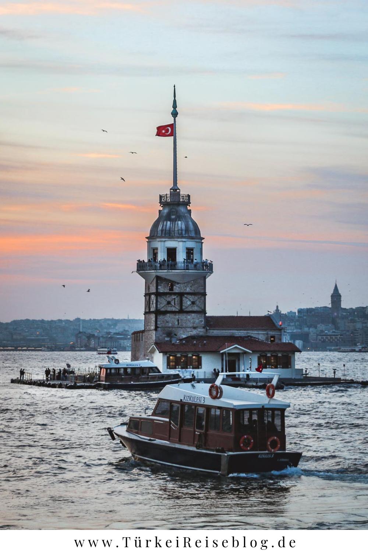 Mädchenturm in Istanbul