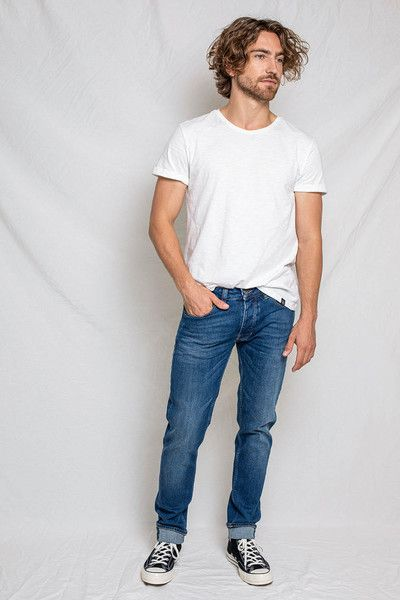 Kuyichi Jeans Slim Fit – Jamie   – Products
