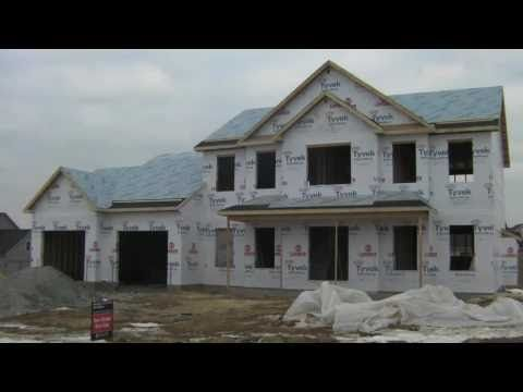 5 Days House Building Timelapse - YouTube | Panel Building ... Evoking Icf House Plans Old World on