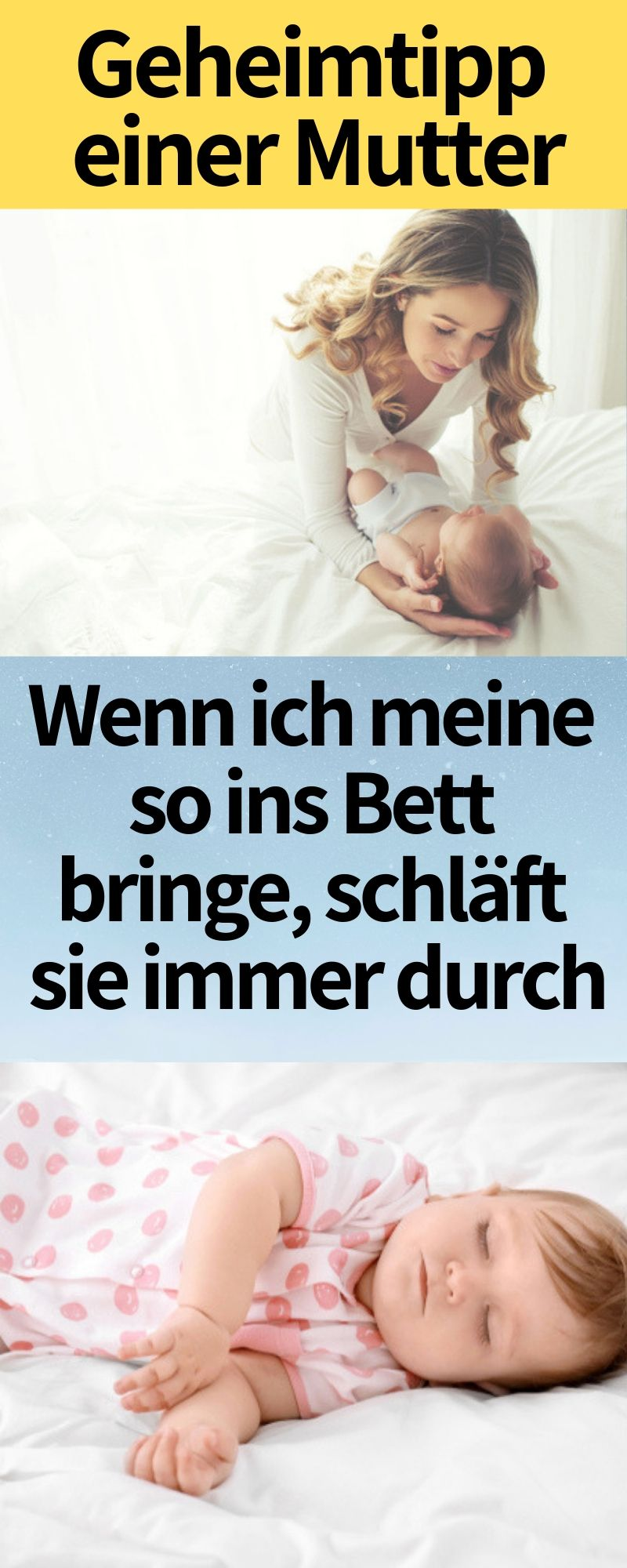 So lernt jedes Kind besser zu schlafen