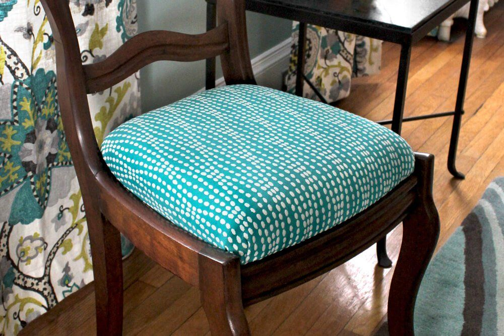 How to reupholster dining chairs ofs makers mill