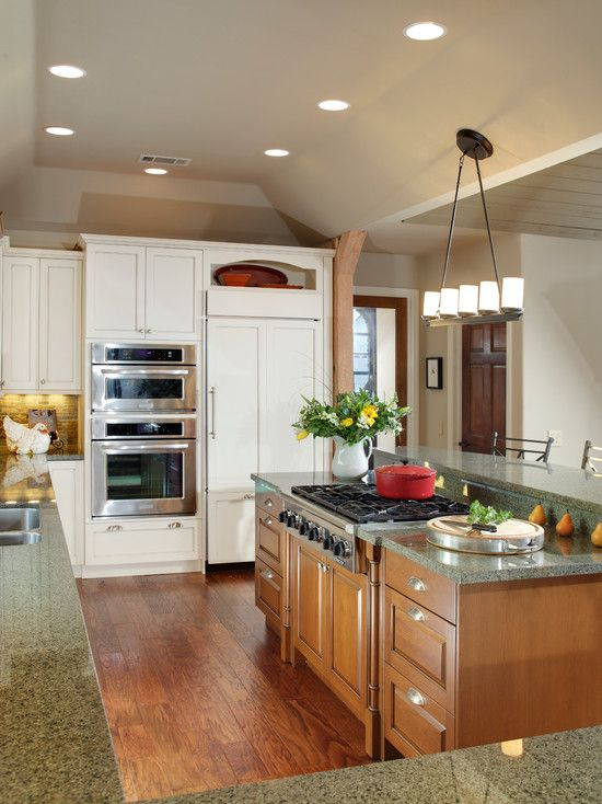 Best Modern Farmhouse Interior Design Traditional Kitchen 400 x 300