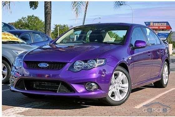 Ford Xr6 Viper Purple Car Dream Cars Suv Car
