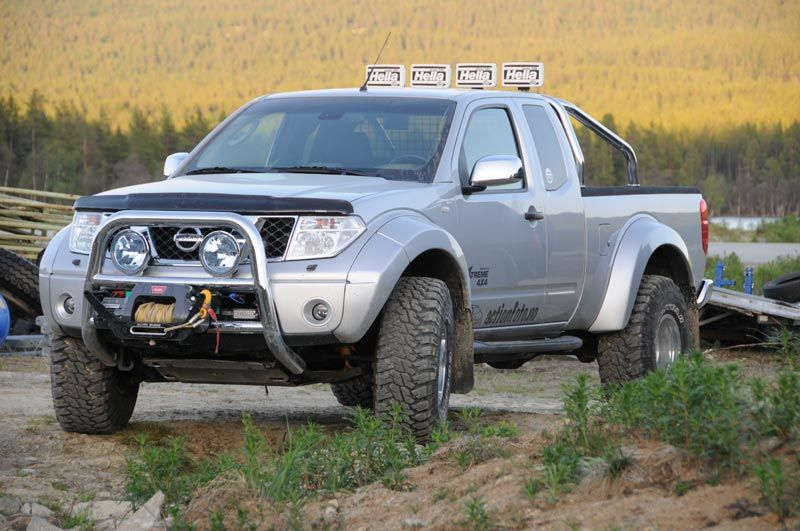 Arctic Trucks Fender Flares Page 2 Nissan Frontier Forum Truck Fender Flares Nissan Navara Nissan Trucks