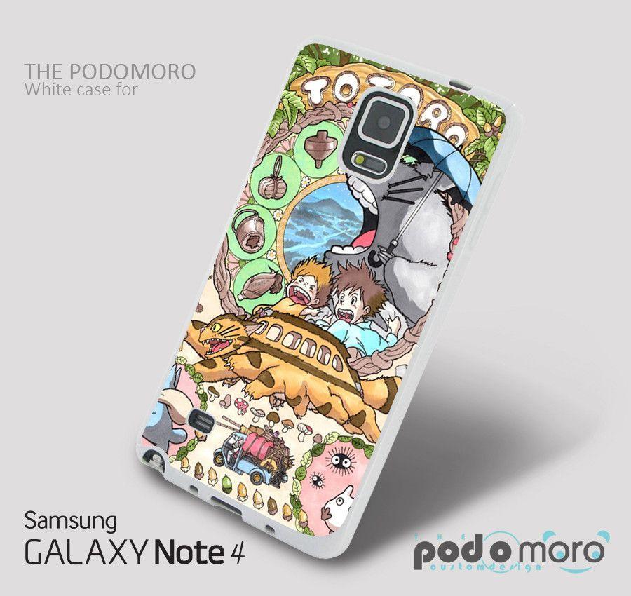 My Neighbor Totoro Iphone 6 White for iPhone 4/4S, iPhone 5/5S, iPhone 5c, iPhone 6, iPhone 6 Plus, iPod 4, iPod 5, Samsung Galaxy S3, Galaxy S4, Galaxy S5, Galaxy S6, Samsung Galaxy Note 3, Galaxy Note 4, Phone Case