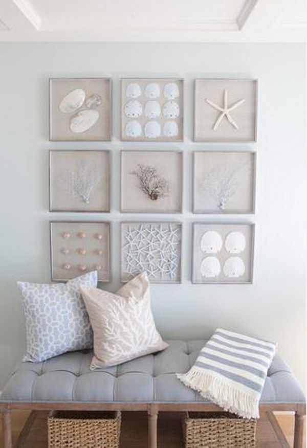 52 DIY Ideas & Tutorials for Nautical Home Decoration | DIY ideas ...